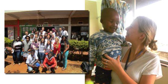 Молодежный Корпус Надежды: Поездка в Кению навсегда изменила мое сердце