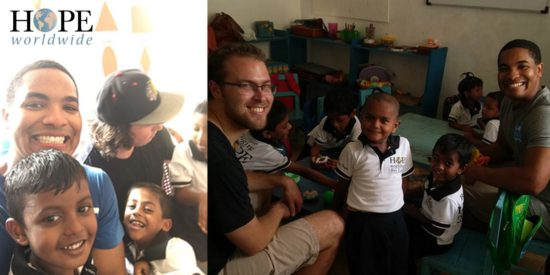 Служение в лагере «Hope Worldwide»: две недели, которые изменили мою душу