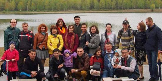 Крещение в Уфе: ангелы радуются на небесах о спасенной душе