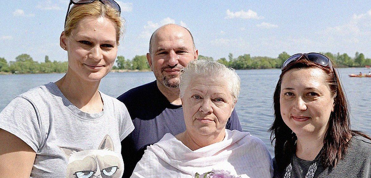 Крещение в Киеве: найти веру после разочарования