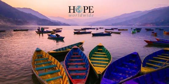 История из Непала: мой мотив помогать нуждающимся