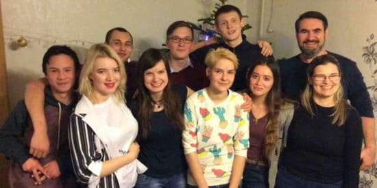 Крещение во Владивостоке - я с детства верила в Бога