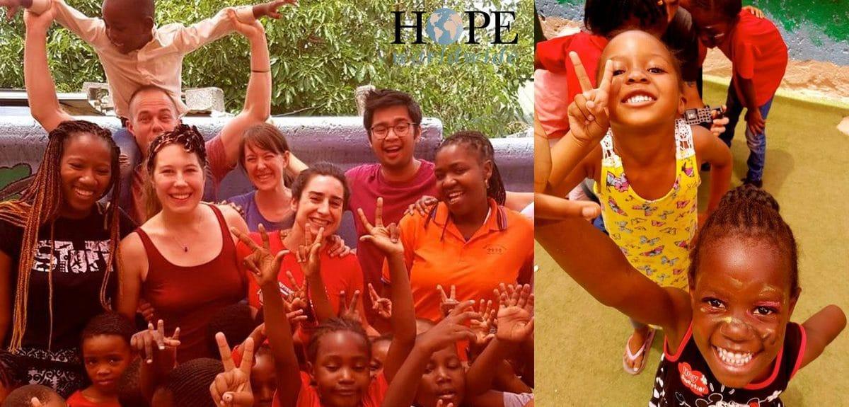Служение в Южной Африке: неудобное сострадание
