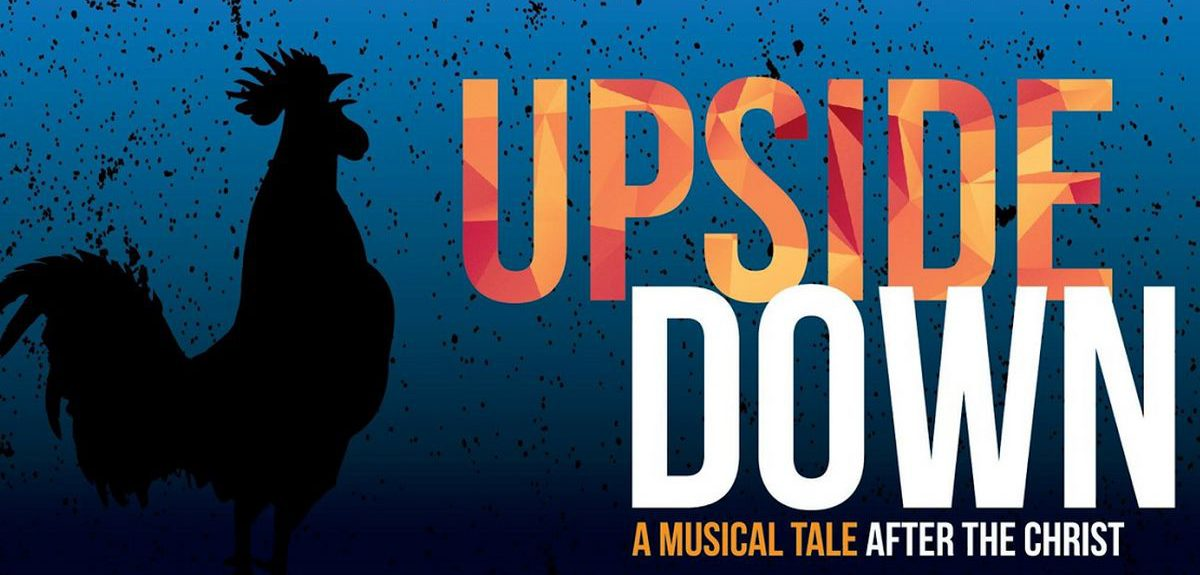 """30 лет вместе: Мюзикл """"Upside Down"""". Полная версия с русским переводом. Видео."""