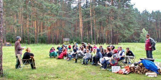 Духовное воспитание подростков у подножья Уральских гор