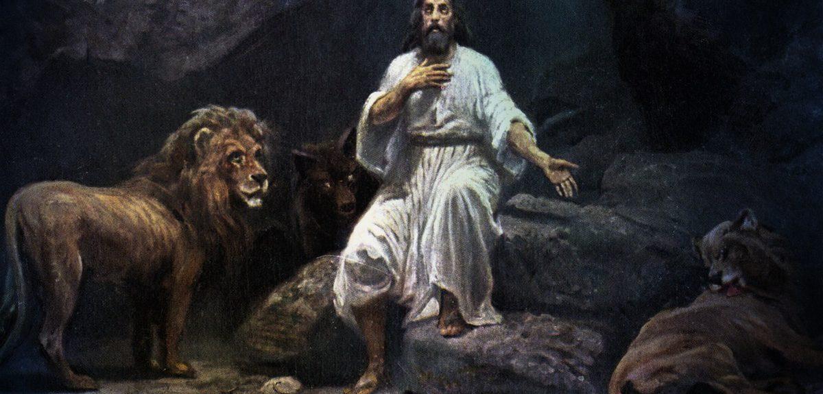 Все власти поклонятся пророку Даниилу?