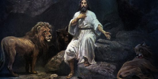 Все власти поклонятся Даниилу?
