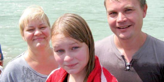 Крещение в Новосибирске: я посещала церковь с самого детства