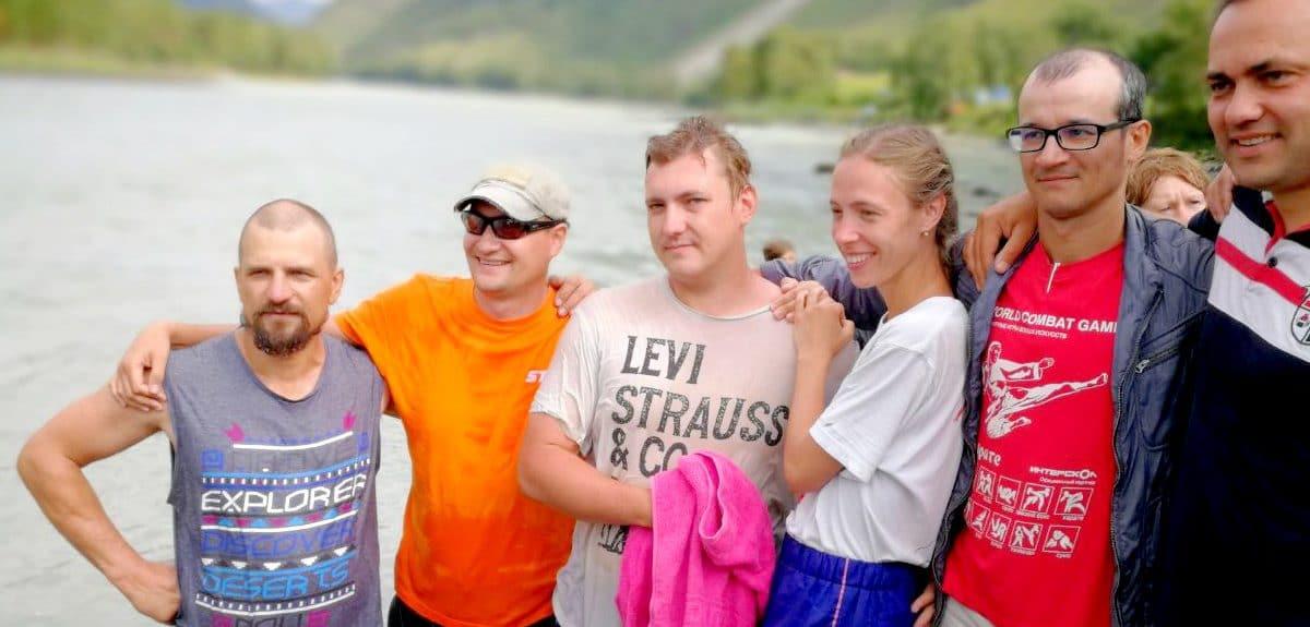 Крещение на Алтае: начиная жизнь с чистого листа