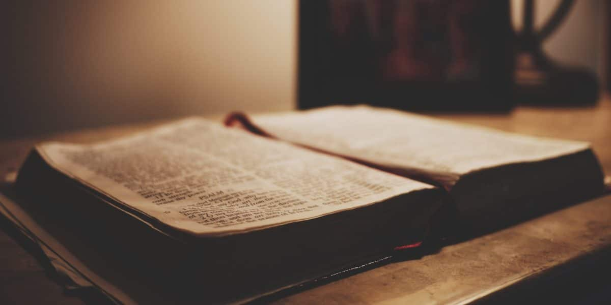 """Что означает фраза из Библии """"я все пожертвовал Богу""""?"""