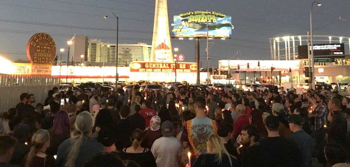 Просьба о молитвах за пострадавших в Лас-Вегасе