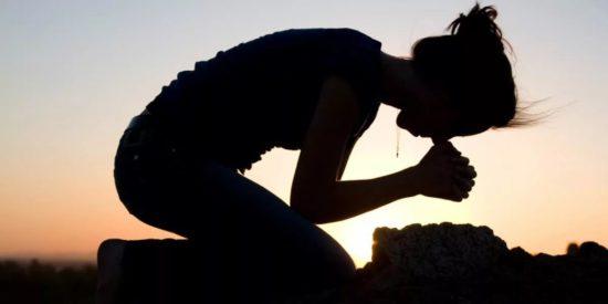 "Молитва грешника - ""Призови Иисуса в своё сердце"""