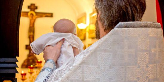 Можно ли крестить ребенка на основании Псалма 50:7?