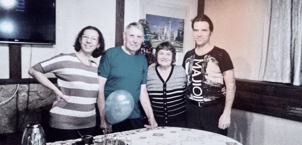 Крещение в Дегтярске — родиться заново в 79 лет!