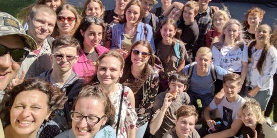 Молодежный проект в Санкт-Петербурге «Корпус на Неве»