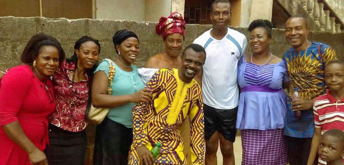 Церковь Христа в Лагосе (Нигерия): новости о крещении семьи