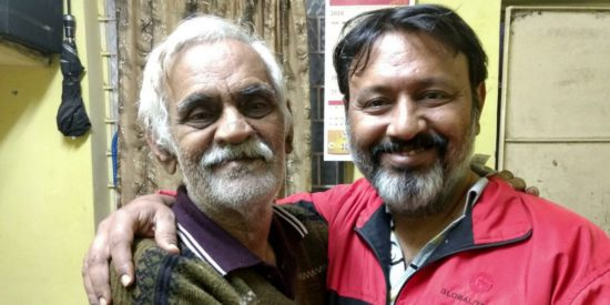 Крещение моего отца - история из Индии (Бангалор)