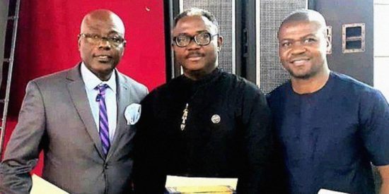 Первые учителя церкви назначены в Лагосе (Западная Африка)