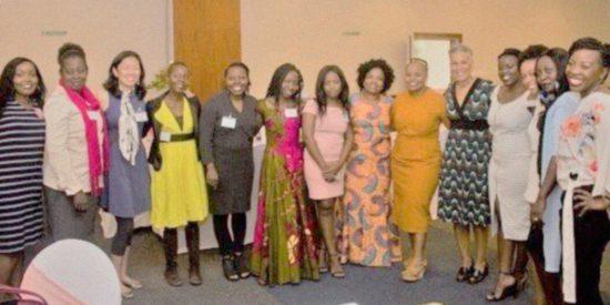 Церковь Христа в Замбии отмечает женский день