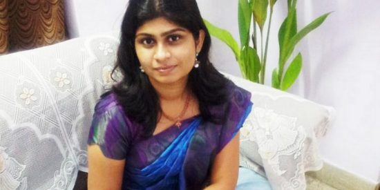История одной христианки из Веллуру, Индия